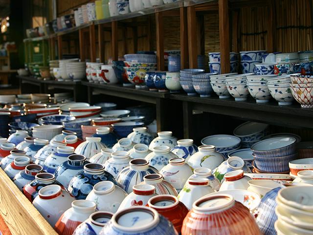 全国各地の陶器市・陶器まつり日程まとめ