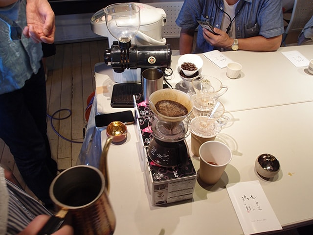 美味しいコーヒーの淹れ方